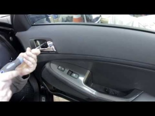 Kia Optima disassembly door Full HD (Kia Optima разборка дверей)