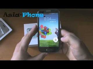Обзор сенсорного телефона Feiteng H9500 S4 MTK6589