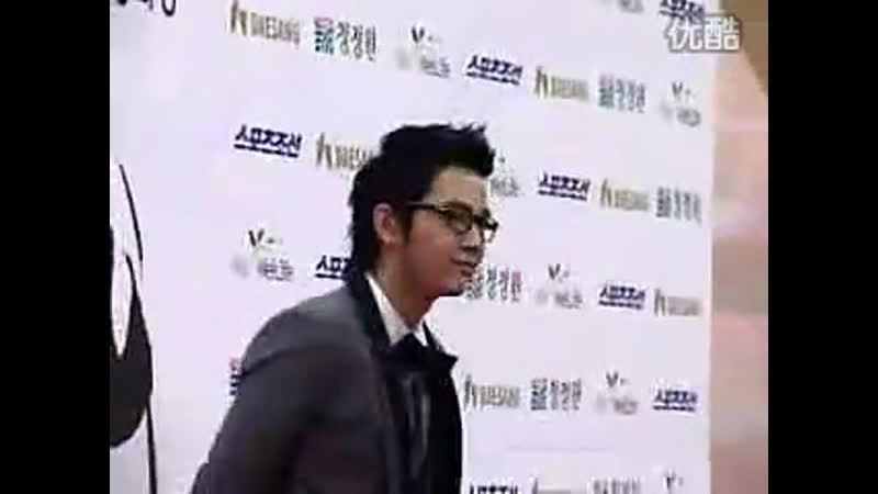 [04年29 第28届] Korean Green Dragon Film Award - Jang Keun Suk Photo