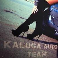 Логотип Kaluga Auto Team