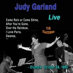 Judy Garland альбом Live: Olympia October 28, 1960