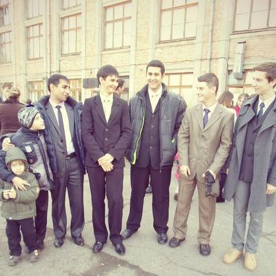 Шахрияр Асадов, 25 декабря , Никополь, id200239275