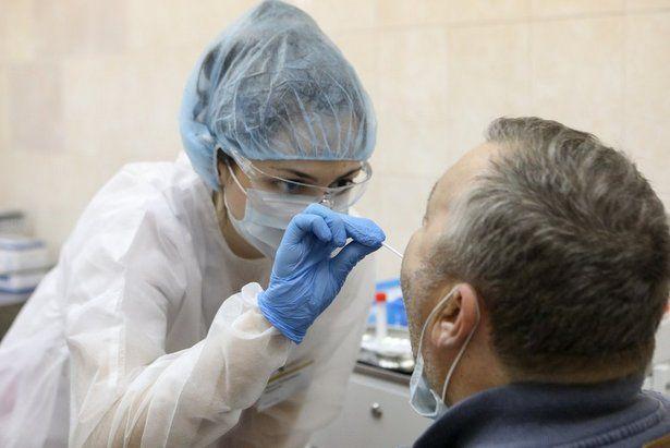 ПЦР-тест на коронавирус в Москве