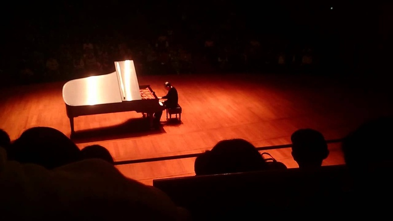 Fou Ts'ong plays Chopin Ballade No 4 Op 52