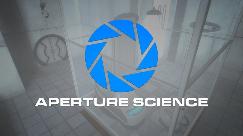 Aperture Science   Half Life