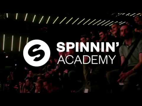 Jay Hardway Masterclass How To Start A Track @ Spinnin' Academy ADE 2018