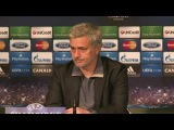 PSG 3-1 Chelsea - Jose Mourinho - My Strikers Are Not Performing So I'm Trying Other Things