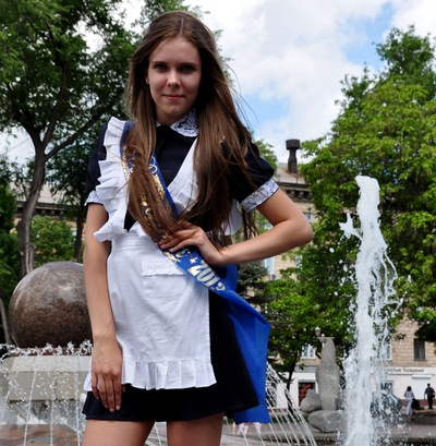 Анастасия Калинкина, 16 июня , Омск, id29713766