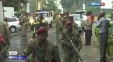 Вести.Ru Нападение боевиков на Найроби выжившие прячутся в холодильниках, сейфах и под машинами