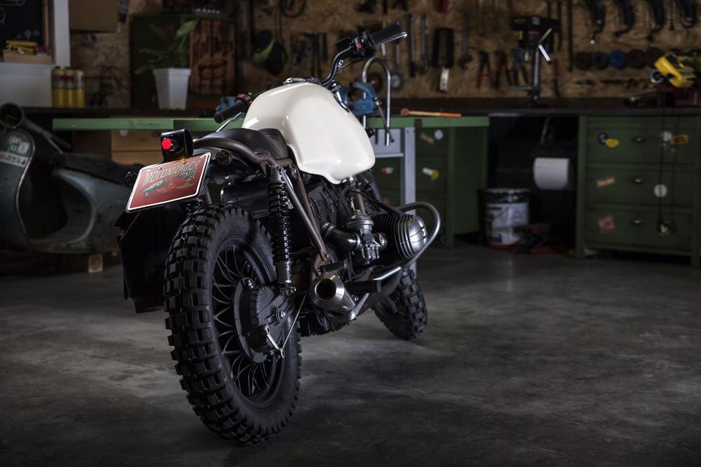 Ufo Garage: кастом BMW R100RS