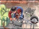 Mulle Meck bygger en bil ( Петрович строит машину )
