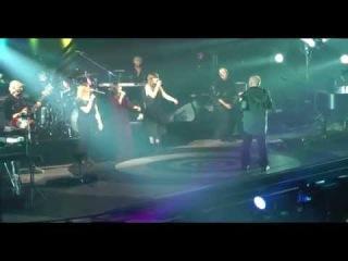 Sevara & Peter Gabriel - In Your Eyes (Live SSE Arena Wembley 3/12/2014)