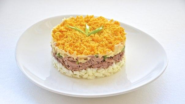 Фото салату мимоза
