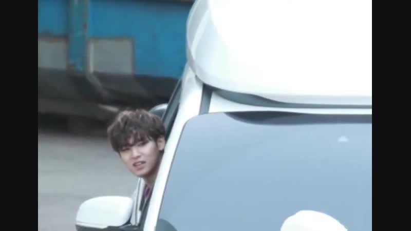 [181219] Mingyu @ Inkigayo'