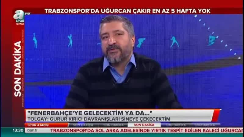 Fenerbahçe Gündemi - Savaş Çorlu ve Serdar Sarıdağ Yolrumları - Spor Ajansı 4 Şubat