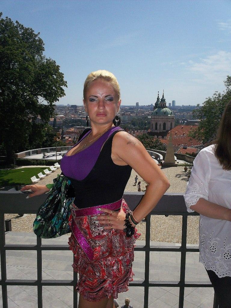 Елена Руденко ( Valteya ) . Чехия. Прага. Лето 2012. U4zXAIiVGwc