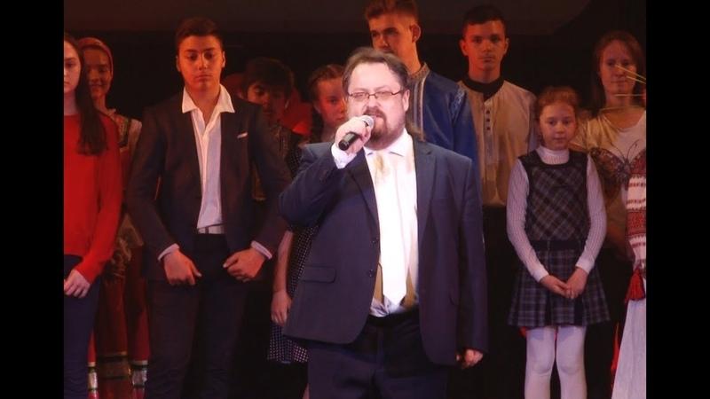 XIV Городской Конкурс патриотической песни 2018. Гала-концерт