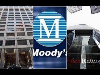 Сила и ошибки рейтинговых агентств Moody's, Standard & Poor's, Fitch ...