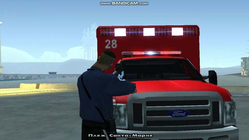 SHW Ford F 150 Ambulance LSFD IVF