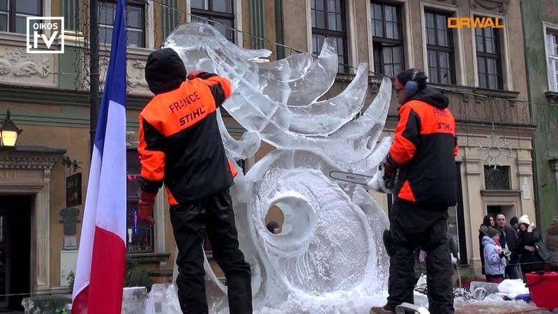 Stihl Poznan Ice Festival '14