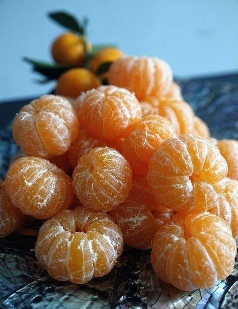 Багато мандарин, майже оптом, фото