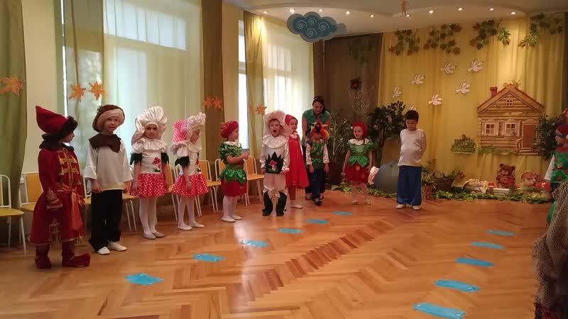 Артурик (Иван Царевич) на Празднике осени 2018 (2 часть)
