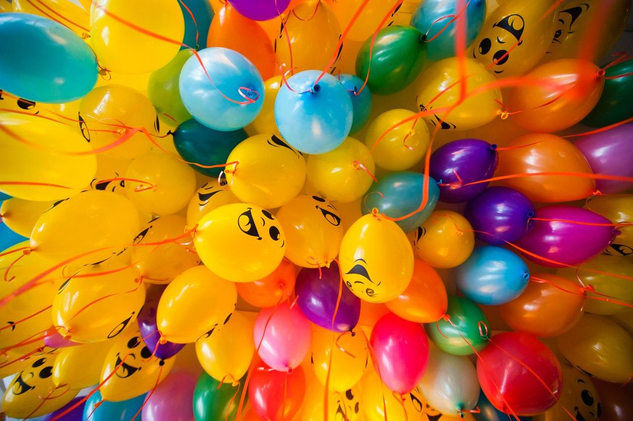Воздушные шары с сюрпризами и приколами - подарок на. - 7Darov 84
