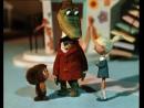 Крокодил Гена Советский мультфильм для детей