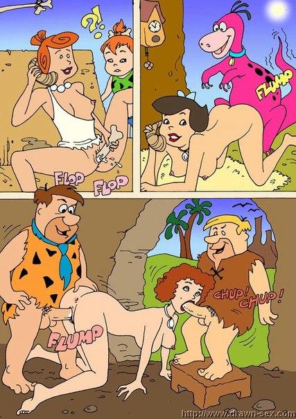 мультик секс комиксы