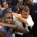 Independent Sport on Instagram When @benmendy23 asks French president @emmanuelmacron to dab