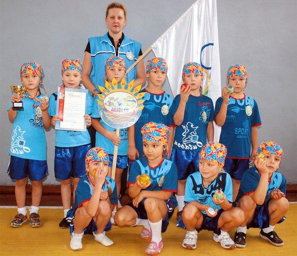 Неманские вести: Под флагами олимпиады