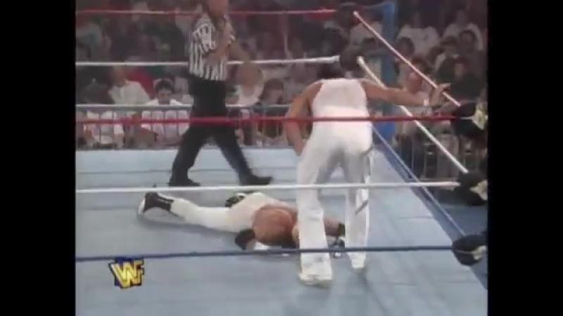 Waylon Mercy vs Jeff Hardy