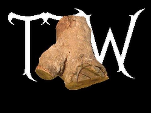 Точение из всяких КОСОРАг! Wood Turning 111 A Knotty Fig Bowl