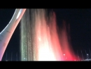 Поющие фонтаны Сочи Красота