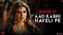 Создание песни Aao Kabhi Haveli Pe из фильма STREE - Крити Санон