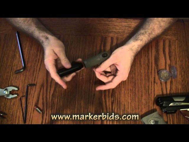 Dye DM12 Supergun Show / Review - Effeciency Test, Maintence, Dissasembly