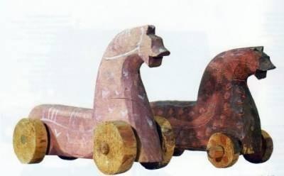 Мудрые игрушки наших предков
