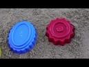 Learn Colors for Children Sand Molds Finger Family Nursery Rhymes /Развивающее видео для малышей