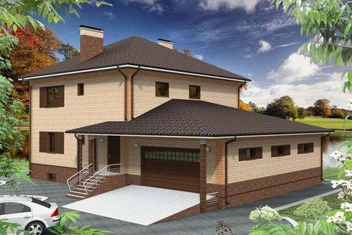 Сколько стоит построить дом  все затраты и виды работ