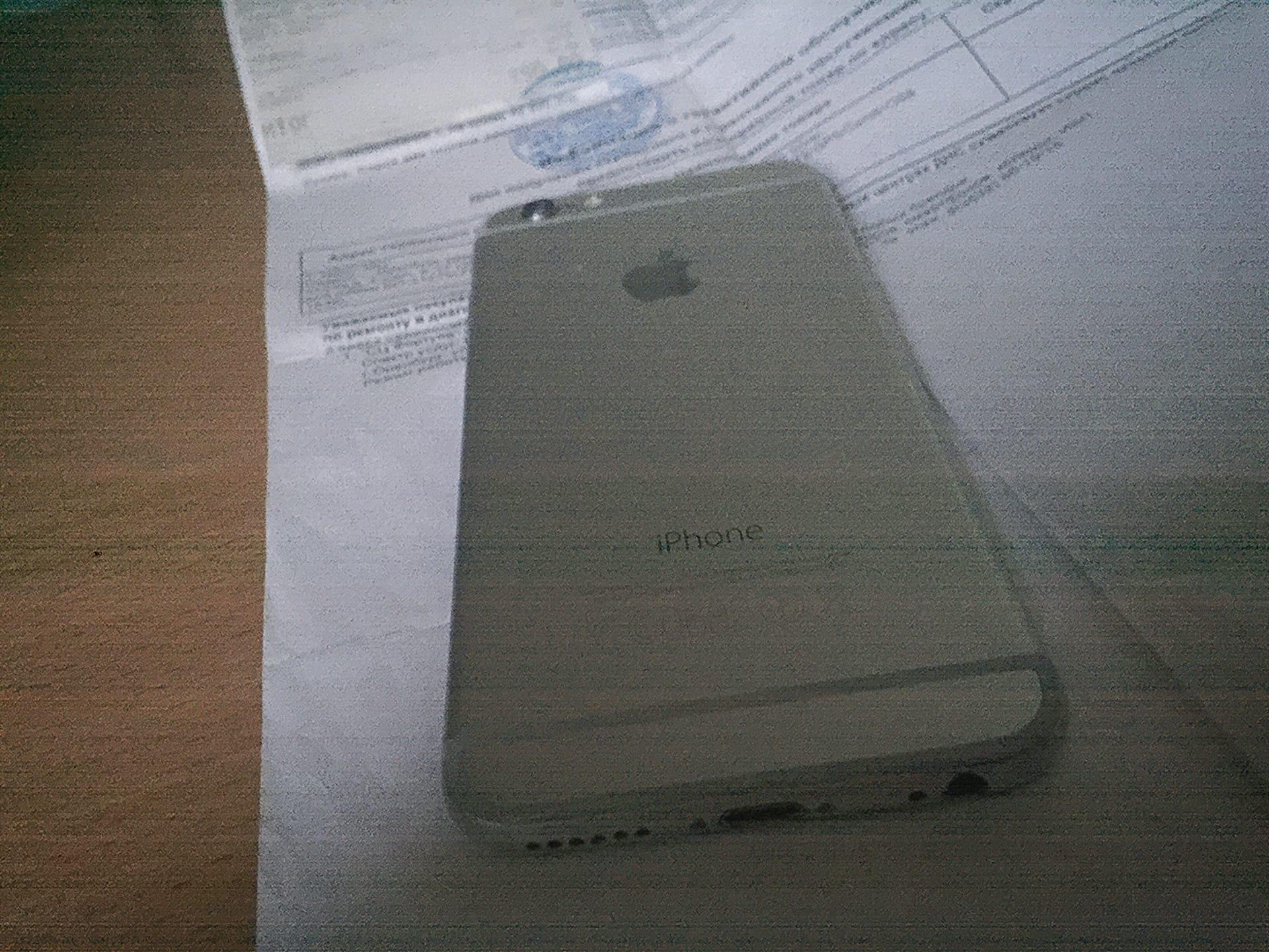 Купить iPhone 6 silver в отличном состоянии. | Объявления Орска и Новотроицка №2346
