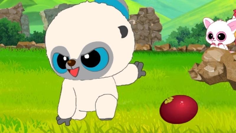 Юху и его друзья – Состязание в Мачу-Пикчу- сезон 1 серия 41 – обучающий мультфильм для детей