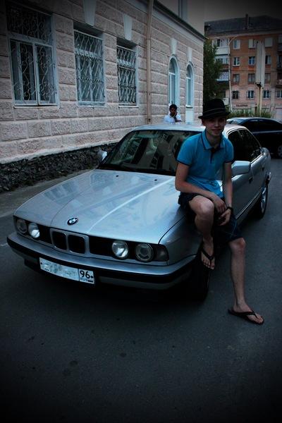 Стас Петров, 9 октября 1991, Екатеринбург, id6951499