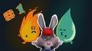 Новые Приключения Огонь и Вода 3 Побег из Ледяного Храма Games mit Hase