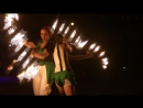 Огненное шоу LUNALI