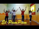 EL PAM PAM by Cecilia Gayle Official Choreography 2014 (Ballo di Gruppo)