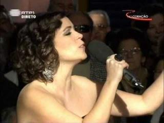 Joana Amendoeira - Fado Rosa Maria (Tiago Torres da Silva - Paulo Paz)