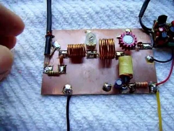 1W FM Amplifier Circuit (Boost Low Power Transmitters)