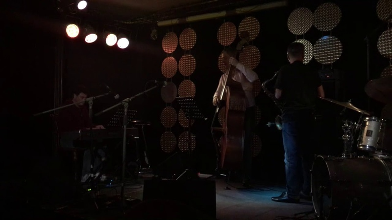 ALEXEY POPOV SERGEY VASILIEV TRIO - AFFORDABLE LUXURY (FORTE club, MSK, 10.11.2018)