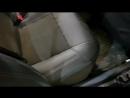 Toyota Camry xv55 чехлы класса Премиум со вставками из алькантары