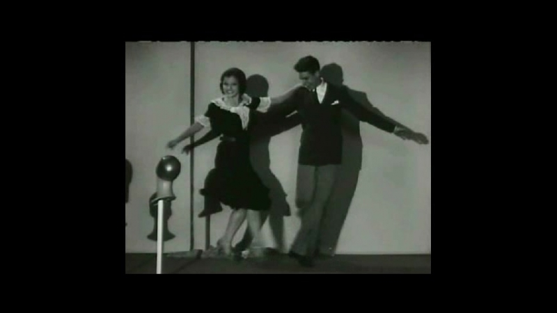Hal LeRoy and Mitzi Mayfair Do What They Do Best